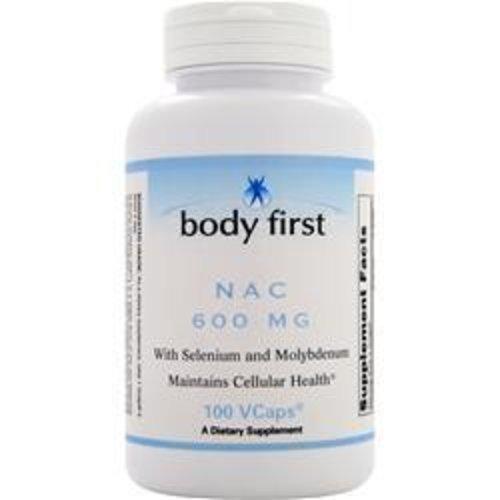 BODY FIRST (AllStarHealth) NAC - N-Acetylcystein (600 mg)