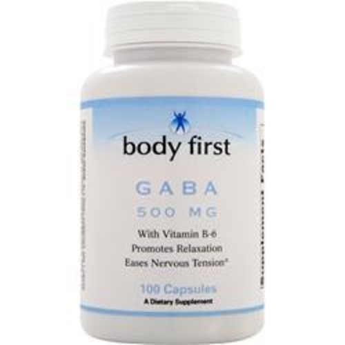 BODY FIRST (AllStarHealth) GABA (500 mg)