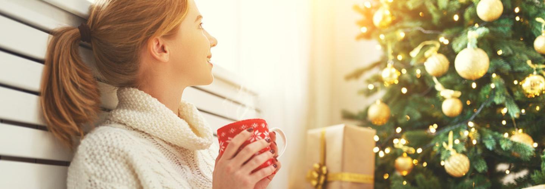 Besinnlich schenken & gesund durch die Weihnachtstage
