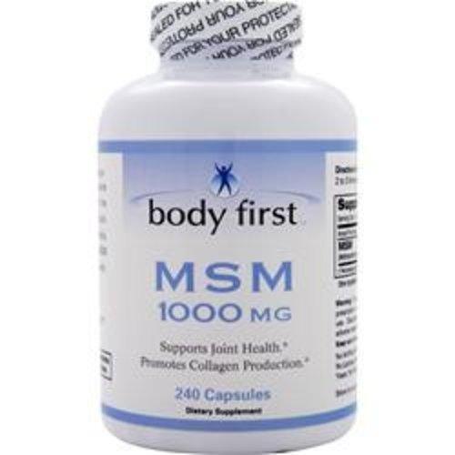 BODY FIRST (AllStarHealth) MSM (1.000 mg)