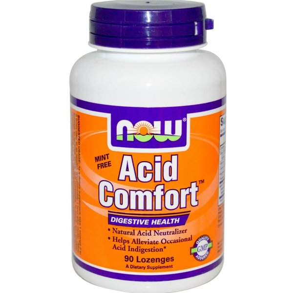 Now Foods Säure Comfort