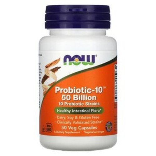 Now Foods NEU: Probiotikum-10