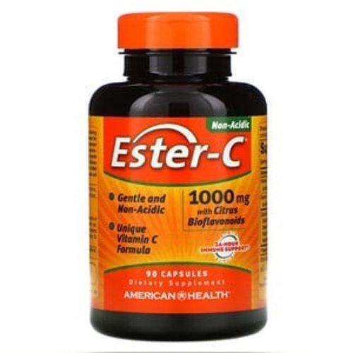 American Health Wiede da: Ester-C with Citrus Bioflavonoids (1.000 mg)