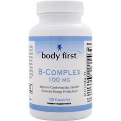 BODY FIRST (AllstarHealth) B-Komplex (100 mg) 120 Kapseln