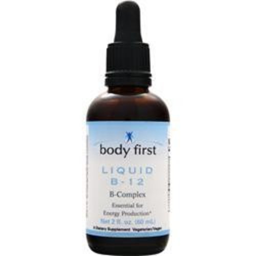 BODY FIRST (AllStarHealth) Vitamin B-12 Liquid