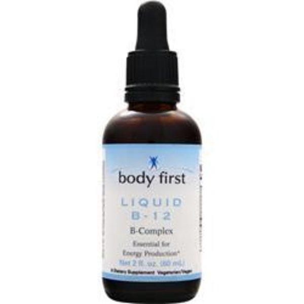 BODY FIRST (AllStarHealth) Vitamin B-12 Liquid