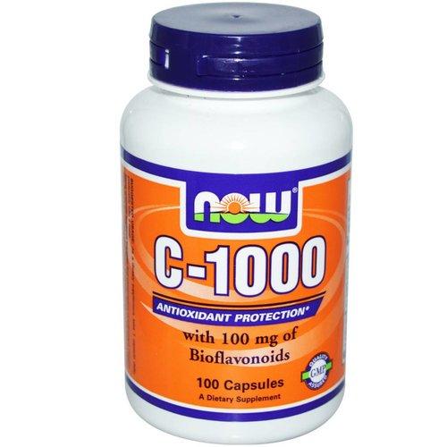 Now Foods Now Foods, Vitamin C-1000, 100 Kapseln