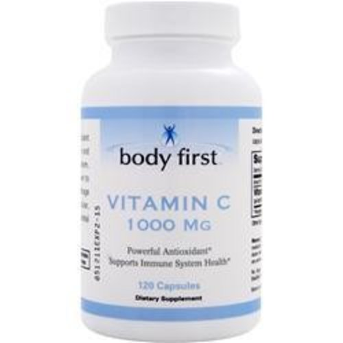 BODY FIRST (AllstarHealth) Vitamin C (1000 mg) 120 Kapseln