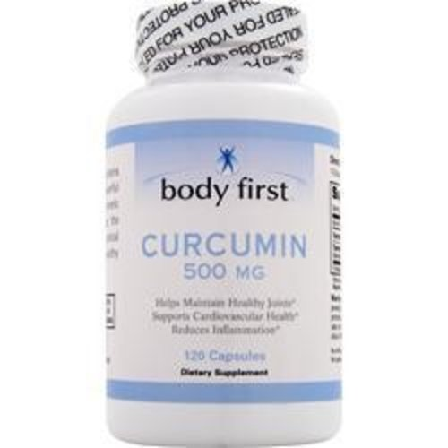 BODY FIRST (AllstarHealth) Curcumin (500 mg) 120 Kapseln