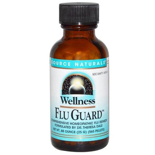 Source Naturals Wellness Grippeschutz (FluGuard), 0,88 Unzen (25 g), 565 Pellets