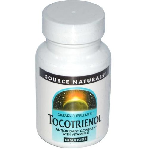 Source Naturals Tocotrienol - Antioxidant-Komplex mit Vitamin E