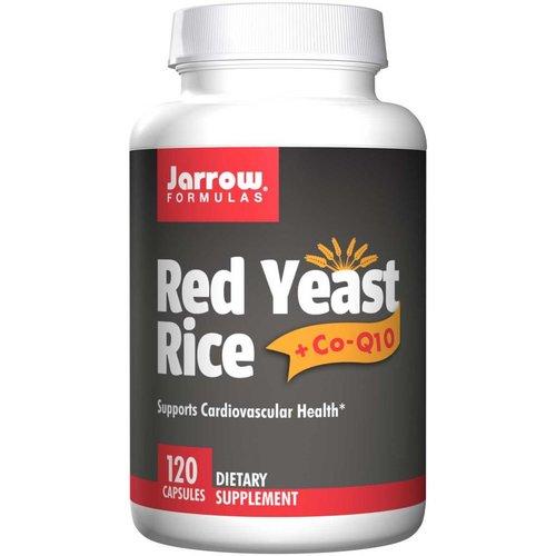 Jarrow Formulas Roter Reis + Co-Q10 - Unterstützt kardiovaskuläre Gesundheit
