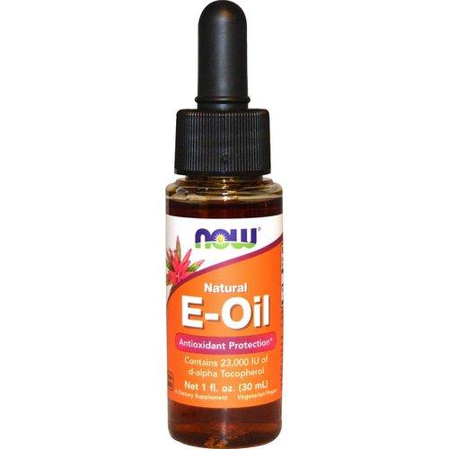 Now Foods Natürliches E-Öl - Antioxidativer Schutz (30 ml)