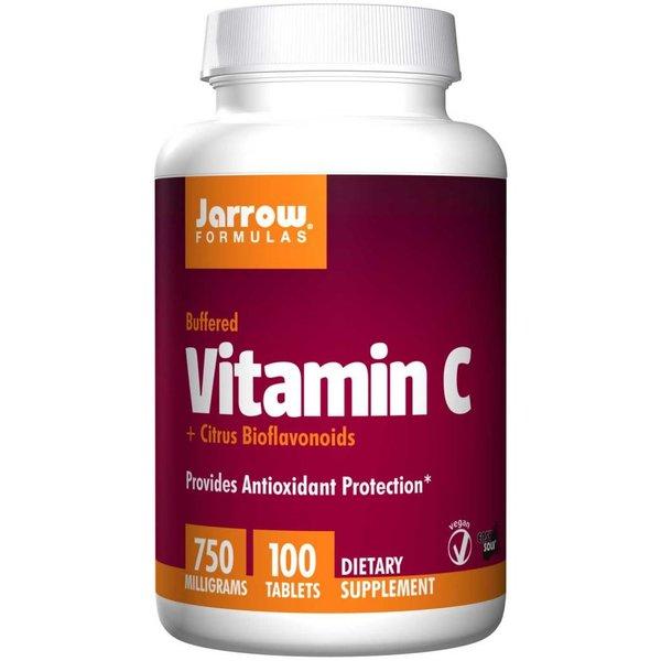 Jarrow Vitamin C, 750 mg, 100 Tabletten: