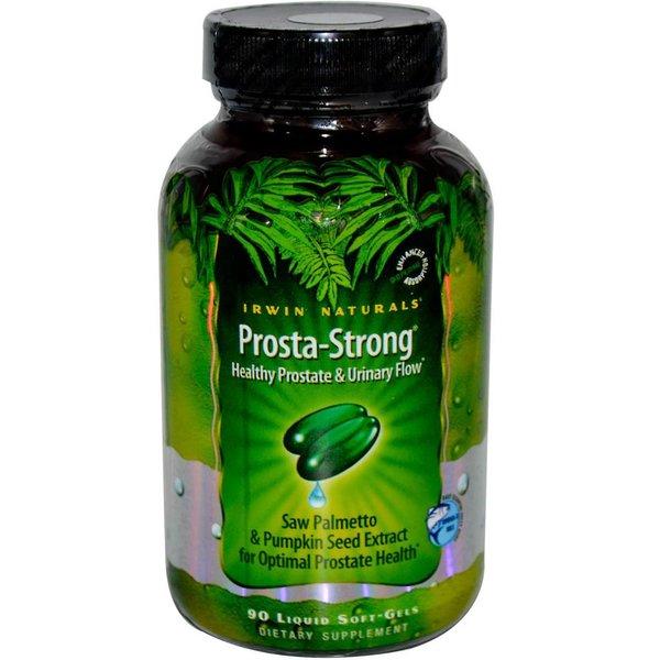 Irwin Naturals Prosta-Strong: Sägepalmen für optimale Prostatagesundheit
