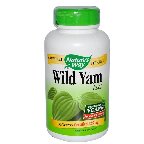 Nature's Way Wild Yam Wurzel