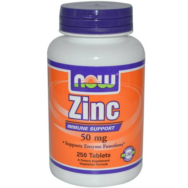 Now Zink (50 mg)