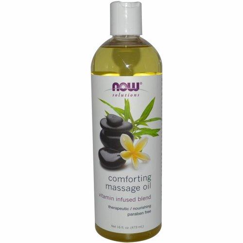 Now Foods Wohlfühl-Massageöl (473 ml)