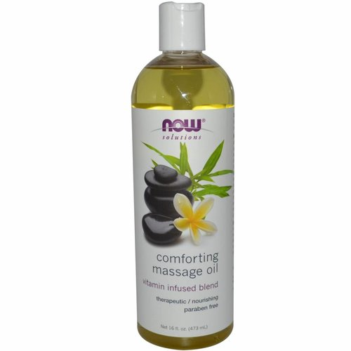 Now Solutions & Essential Oils Wohlfühl-Massageöl