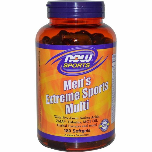 Now Sports Multi-Extremsport für Männer (180 Softgels)