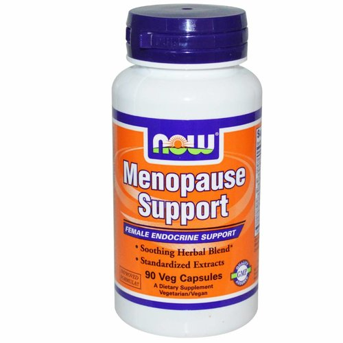 Now Foods Now Foods, Menopause Support, 90 Veggie Caps
