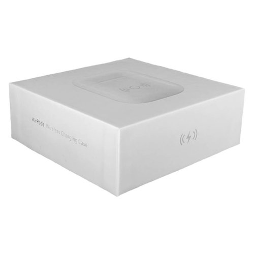 Merkloos AirPods Qi Case - AirPods draadloos opladen