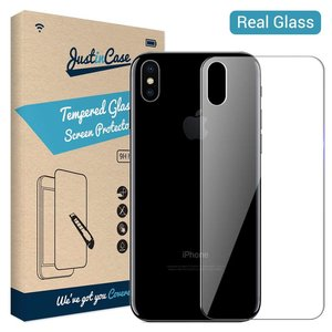 Just in Case Apple iPhone Xs (Back Cover)