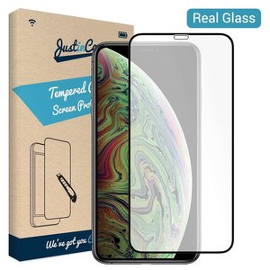 Just in Case Apple iPhone Xs Max (Zwart)