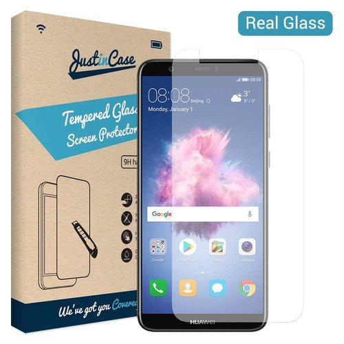 Just in Case Tempered Glass Huawei P Smart 2018