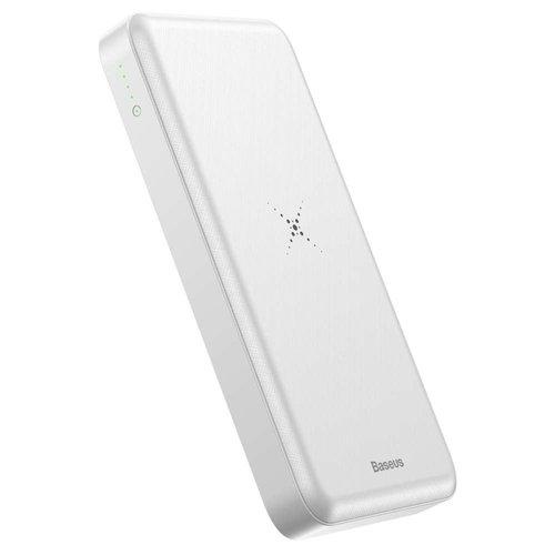Baseus Wireless Charger Powerbank 10000mAh M36 (Wit)