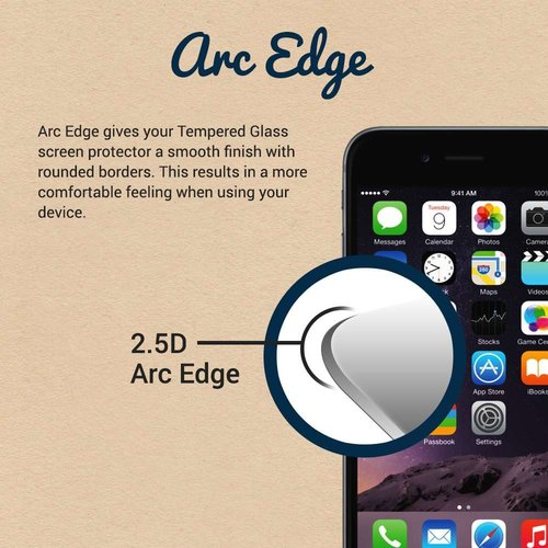 Just in Case Tempered Glass Motorola Moto E4 Plus