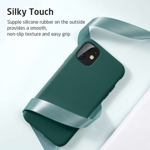 Apple iPhone 11 Yippee Color Case (Groen)