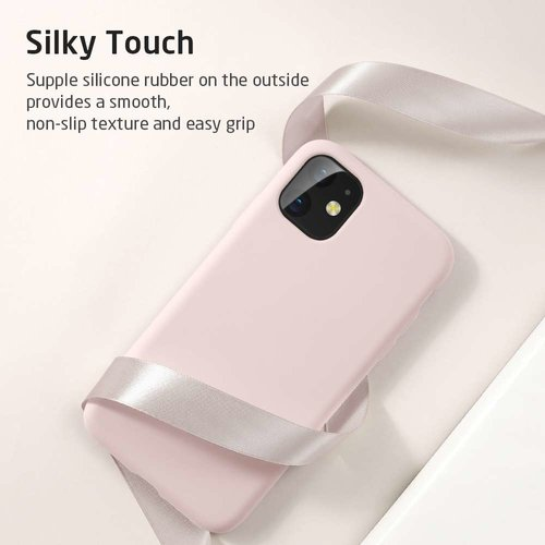 Apple iPhone 11 Yippee Color Case (Roze)