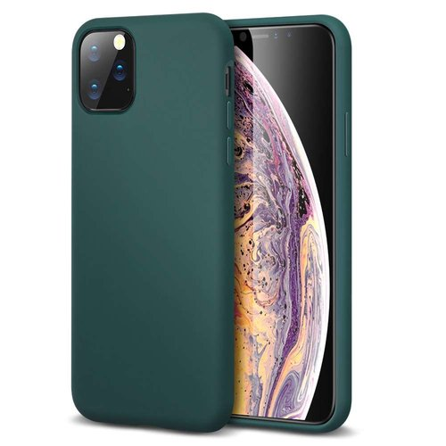 Apple iPhone 11 Pro Yippee Color Case (Groen)