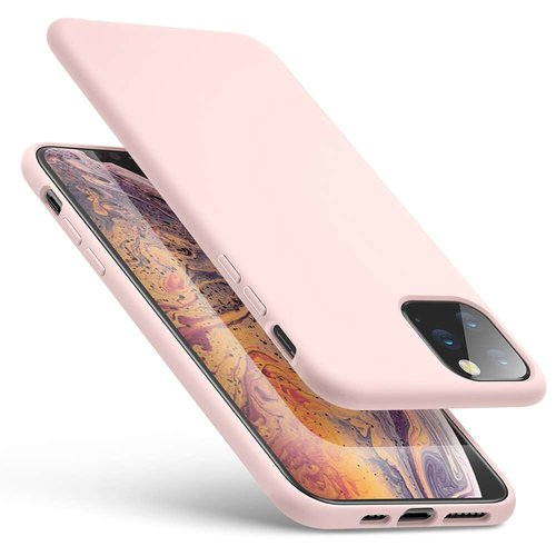 Apple iPhone 11 Pro Yippee Color Case (Roze)