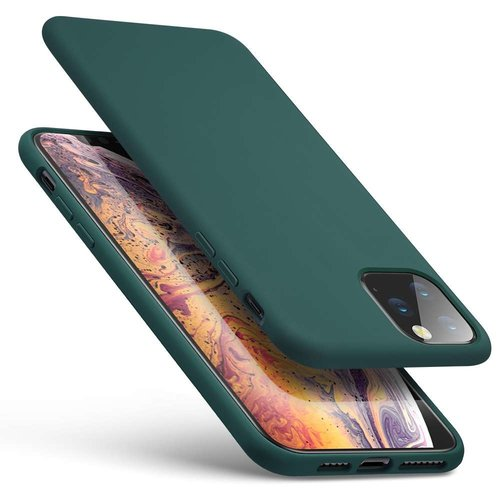 Apple iPhone 11 Pro Max Yippee Color Case (Groen)