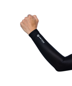 Bodycool arm-sleeves - zwart (per paar)