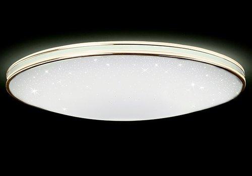 28W, Fernbedienung: 4 Stufen, DL-C102TX-G, Sky Glitzereffekt, Gold