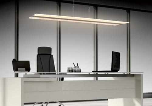 40W LED Pendelleuchte D501T, Fernbedienung