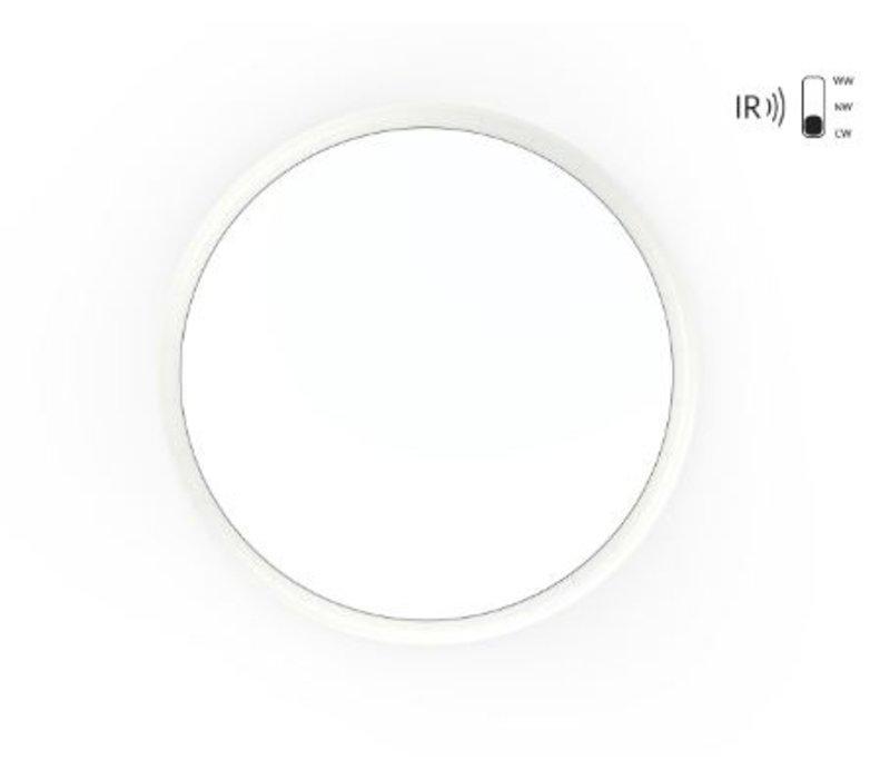 12W, Ø 25 cm,  Bewegungsmelder, DL-AL08-10-12W-SS