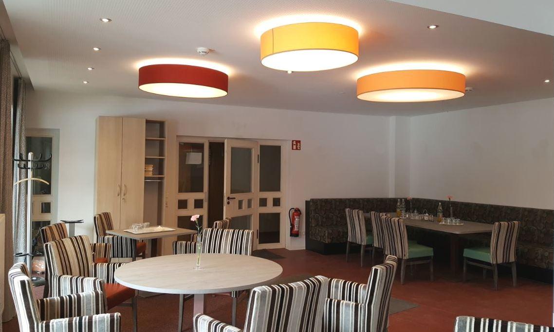 LED Beleuchtung Seniorenheim