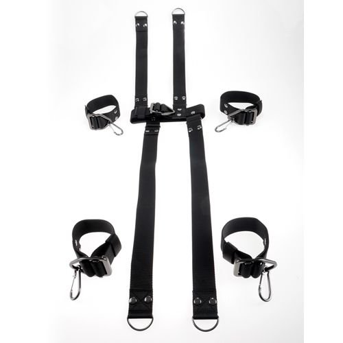 Sir Richard's Command Hogtie & Halsband Set