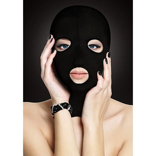 Ouch Zwart Subversion Masker