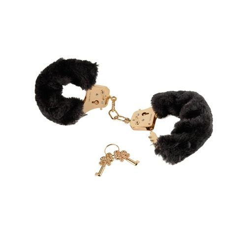 Fetish Fantasy Series Deluxe Furry Cuffs