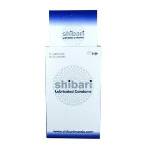 Shibari Shibari Condooms Met Glijmiddel - 12 Stuks
