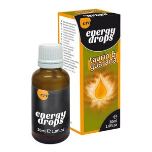 Ero by Hot Energie druppels guarana