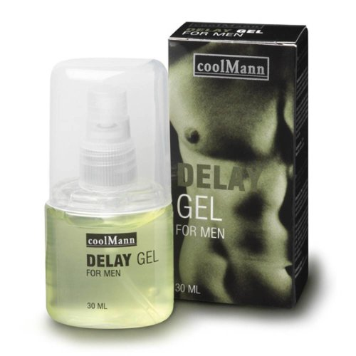 Coolmann Delay Gel - CoolMann