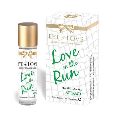 Eye Of Love EOL Mini Rollon Parfum Vrouw/Man Attract - 5 ml