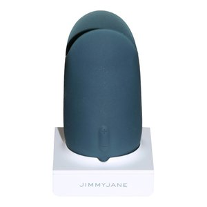 JimmyJane Form 5 Slate - Grijze siliconen vibrator