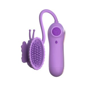 Fantasy For Her Butterfly Flutt-Her Zuigende Vibrator
